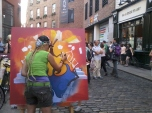 Arte urbano en Dublin
