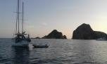 Palmarola: sus aguas cristalinas la hacen paradisiaca